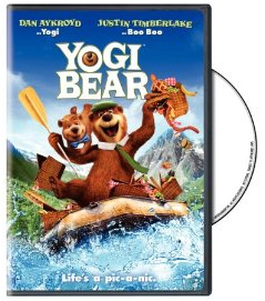 Win a free Yogi Bear DVD!