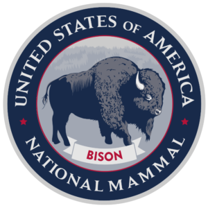 Bison-National-Mammal-Seal